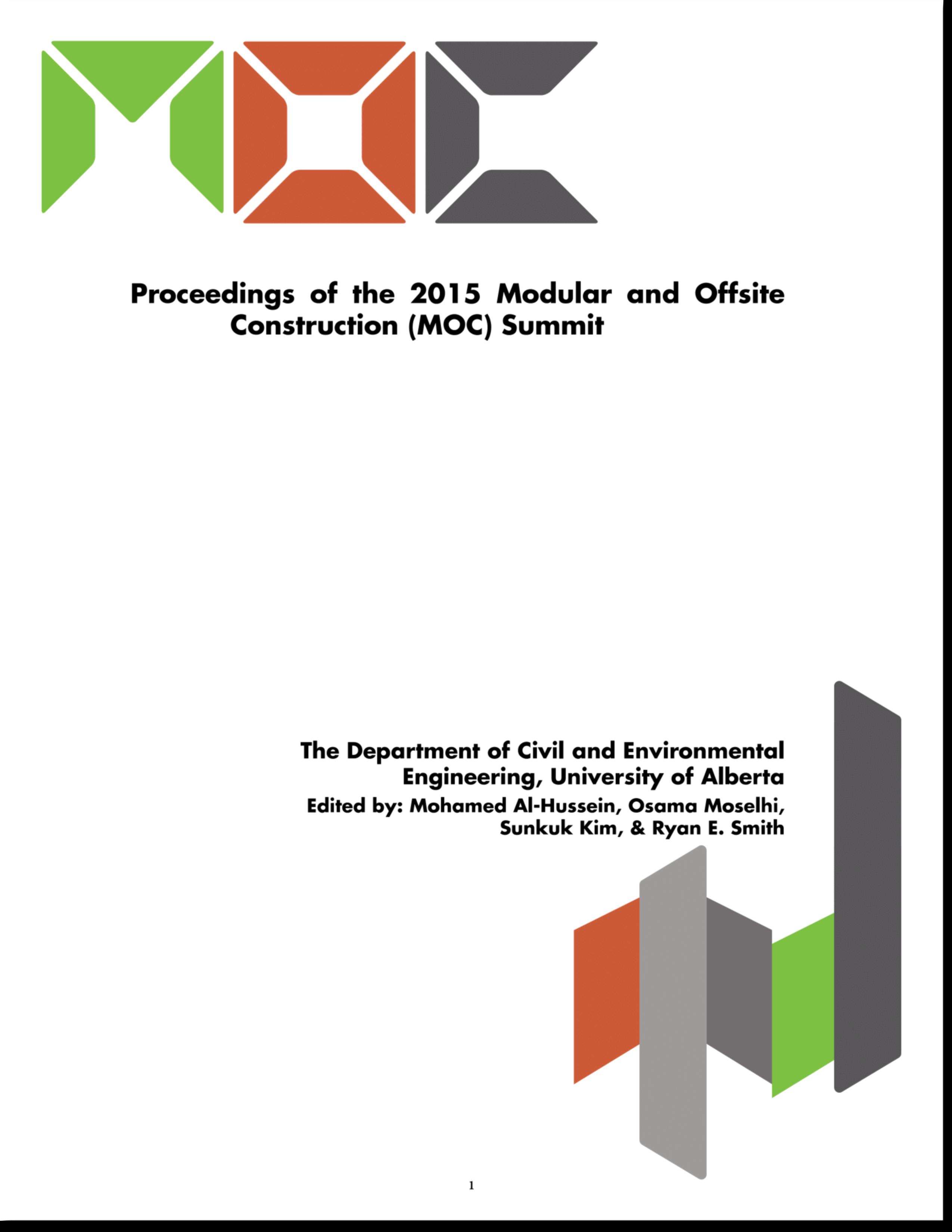2015 MOC Summit conference proceedings
